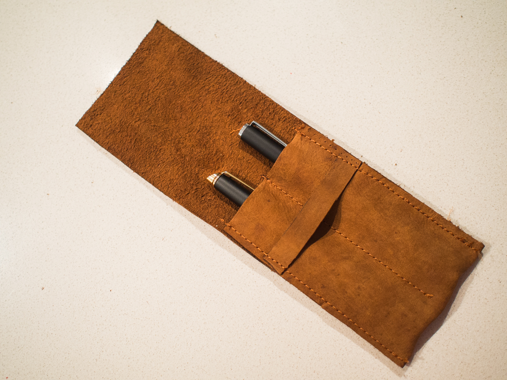 Leather Pen Case4